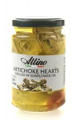 Altino- Artichoke Hearts Grilled Marinated 280gr Image