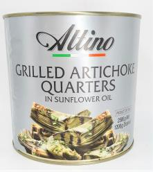 Altino- Artichoke Quarters Grilled in oil 2.650kg Image
