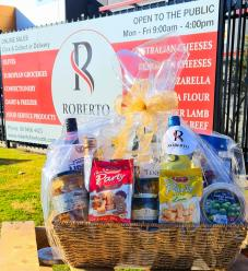 Gift Hamper Giveaway - Click on the Hamper to see how to win this amazing Gift Hamper - Value Image