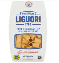 Liguori - Mezzi Rigatoni 38 500gr Image