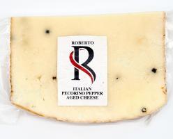 Italian Pecorino Pepper Aged 500gr Image