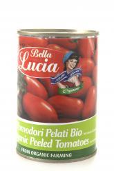 Tomatoes- Peeled Organic Image