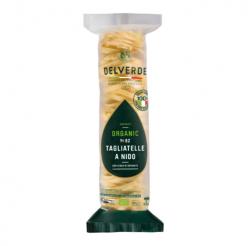 Delverde - Nido Bio Organic Wholemeal Tagliatelle 82 250gr Image