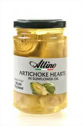 Altino- Artichoke Hearts Plain 280gr Image