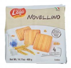 Gastone Lago - Novellino Shortbread 400gr Image