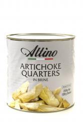 Altino- Artichoke Quarters in brine 2.6kg Image