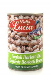 Bella Lucia Organic- Borlotti Beans Image