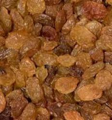 Sultana Dry Australian Image