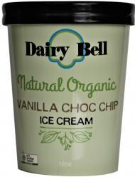 Dairy Bell Organic- Vanilla Choc Image
