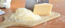 Parmesan Grated Image