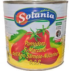 Solania - San Marzano Tomatoes DOP 2.5kg Image