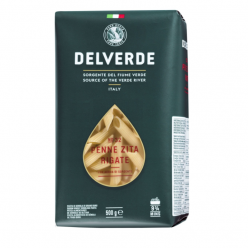 Delverde - Penne zita rigate bronzo 32 500gr Image