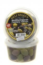 Olives - Mediterranean Fantasy 350gr Image