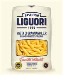 Liguori - Mezze Penne Rigate 500gr Image