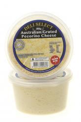 Cheese - Australian Pecorino Grated 200gr Image