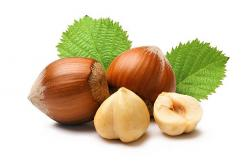 Nuts- Hazelnuts Roasted Blanched Unsalted 1kg Image