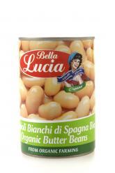 Bella Lucia Organic- Butter beans Image