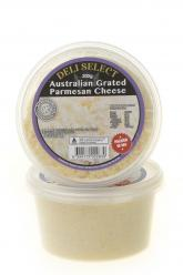 Cheese - Australian Parmesan Grated 200gr Image