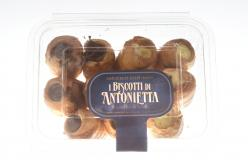 Antonietta - CANNOLI ASSORTED Hazelnut&lemon 250gr Image
