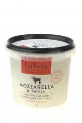 La Vera - Mozzarella Di Bufala 125gr Image