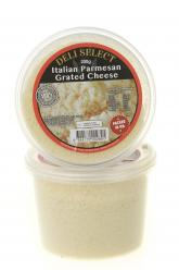 Cheese - Italian Parmesan Grated 200gr Image