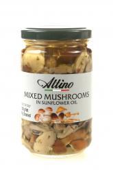 Altino- Mushrooms Mixed Image
