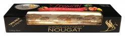 120gr - Bar Twin Pack Soft Almond Nougat Tropical Fruits Image