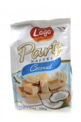 Gastone - Party Wafers Coconut 250gr Image