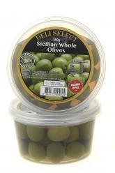 Olives - Sicilian Whole 350gr Image
