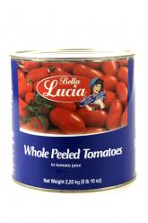 Bella Lucia - Whole Peeled Tomatoes 2.5kg Image
