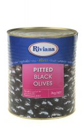 Olives- Spanish Pitted Black Image