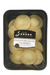 5 Stelle - Eggplant & Scamorza 500gr Image