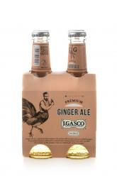 J.Gasco- Ginger Ale 200ml Image