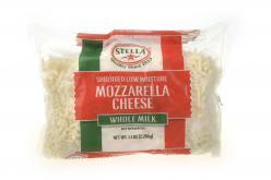 Saputo- Mozzarella Shredded 2.26kg bag Image