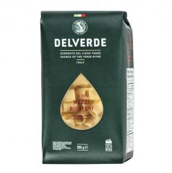 Delverde - Mezzi Rigatoni Bronzo 20 500gr Image