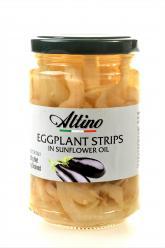 Altino - Eggplant strips 280gr Image
