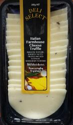 Italian Farmhouse Cheese Truffle 200gr Image