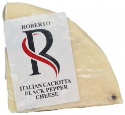 Italian Farmhouse Cheese Black Peppercorn 500gr Image