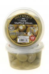 Olives - Stuffed-Feta Cheese 350gr Image
