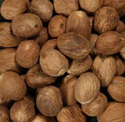Nutmeg Whole (Indonesia) 1kg Image