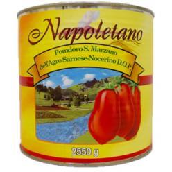 Solanoia- San Marzano Tomatoes DOP Image