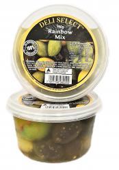 Olives - Rainbow Mix 350gr Image