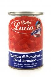 Bella Lucia- Tomatoes Diced 400gr Image