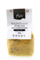 Pietro Gourmet- Polenta Porcini Mushroom Image