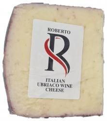 Italian Ubriaco Drunken Cheese in Red Wine 500gr Image