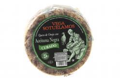 Vega Sotuelamos- QUESO- (Sheeps Milk) Black Olives Image