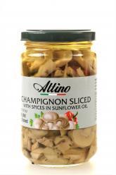 Altino - Mushroom Champignon Sliced 314gr Image