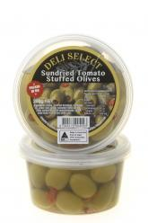 Olives - Stuffed-Sundried Tomatoes 350gr Image