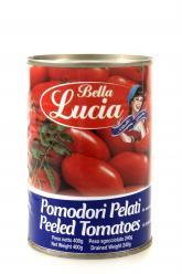 Tomatoes Peeled Image