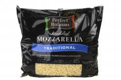 Perfect Italiano - Mozzarella Shredded 5kg Image